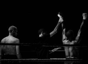 Delito de lesiones en una pelea