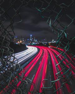 Delito conducción a velocidad excesiva