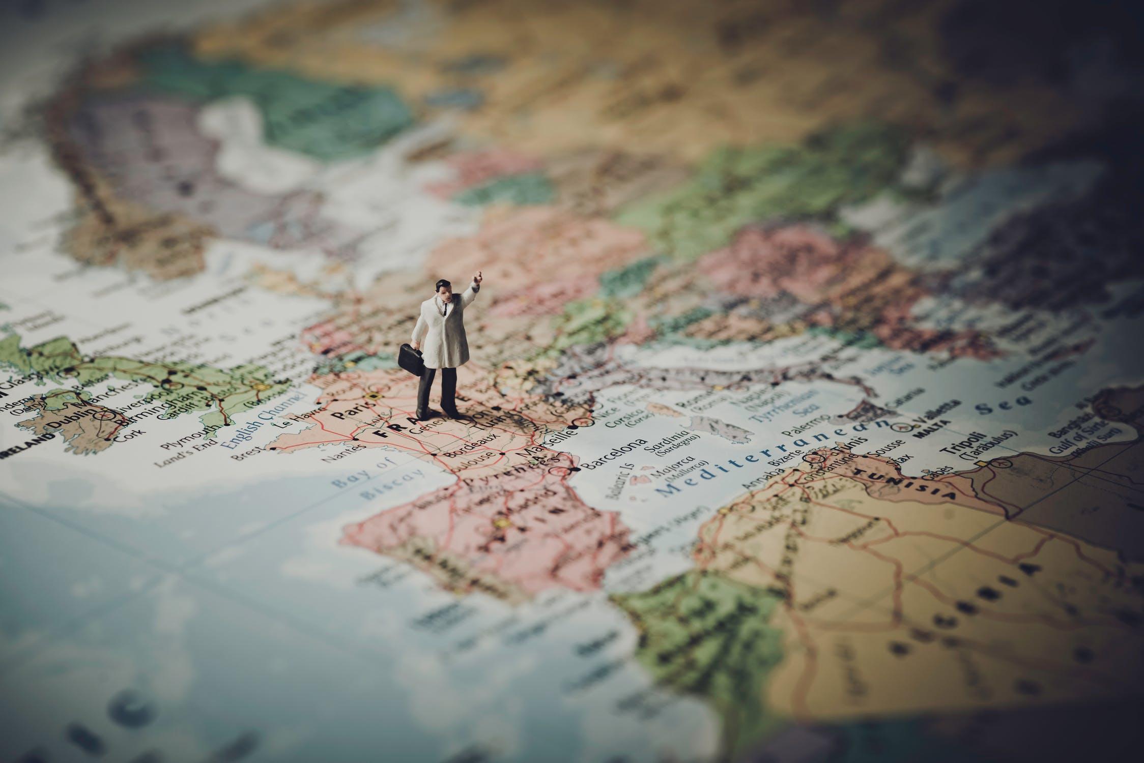 requisitos entrada territorio español por extranjero